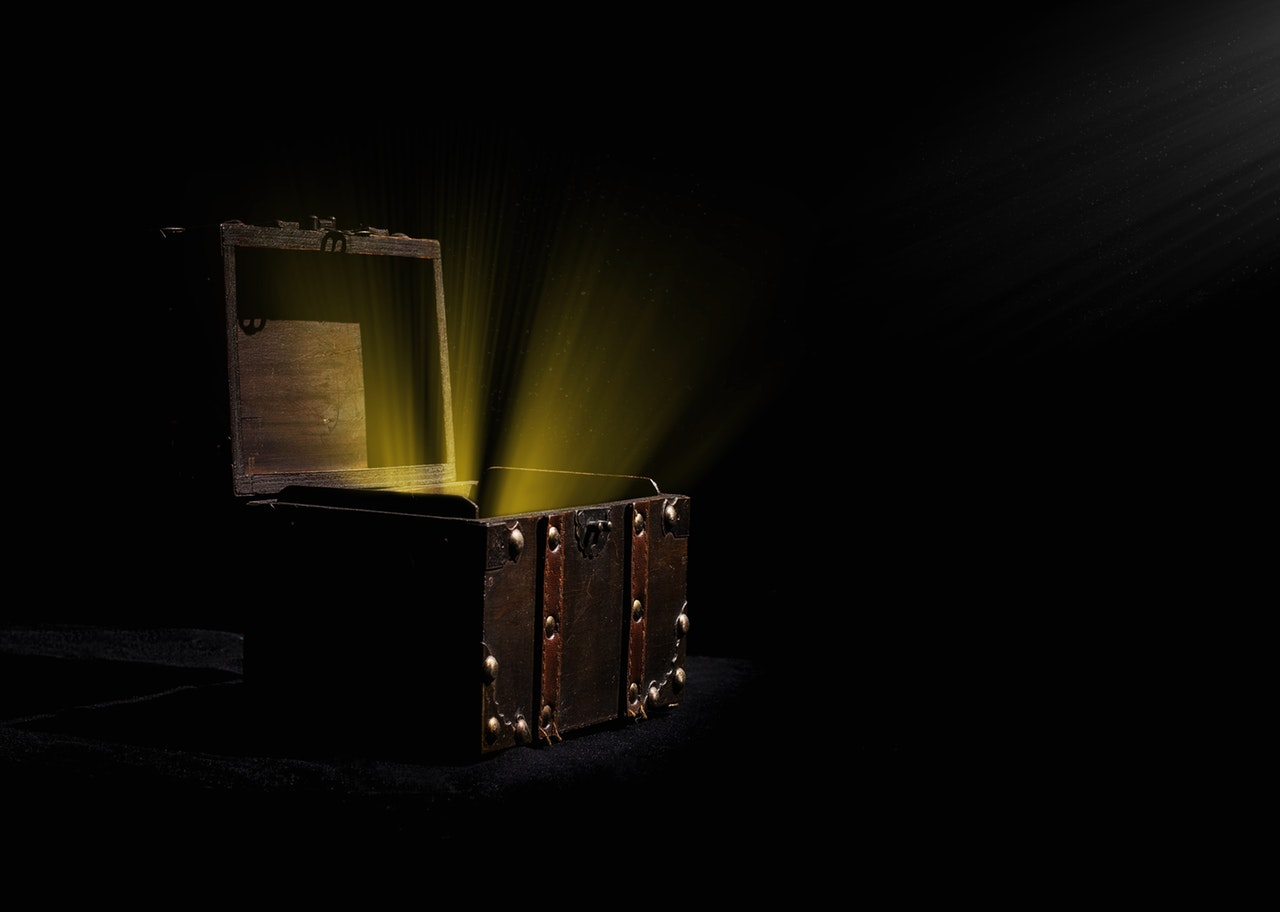 blog 27 treasure chest